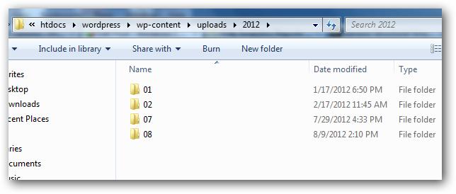Creating a WordPress Website on Rackspace Cloud Files