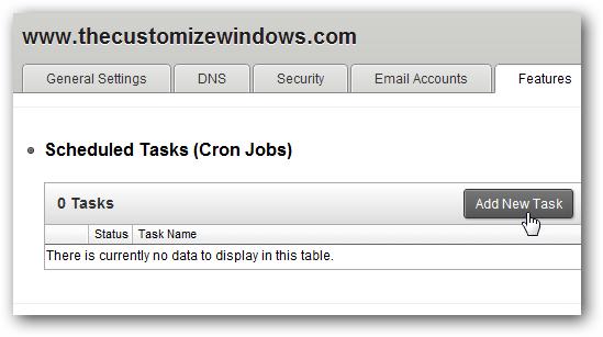Cron and Cron Job
