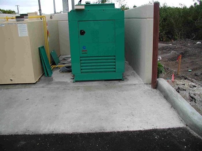 Emergency power system (EPS)
