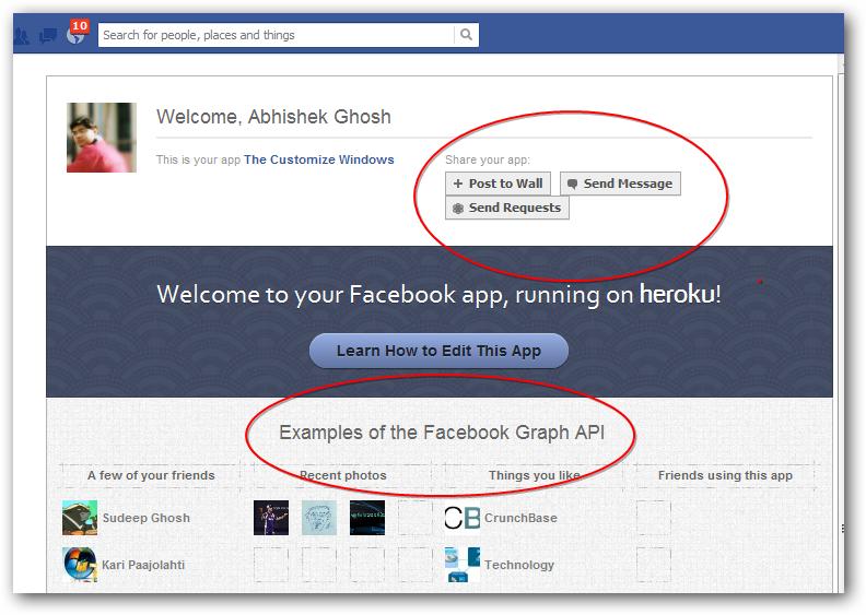 Creating a WordPress Based Facebook App with Facebook Login
