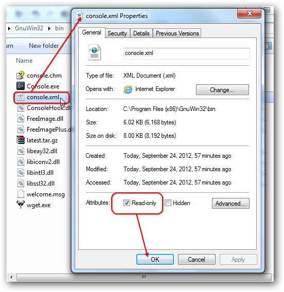 Customize Console2 Windows PC