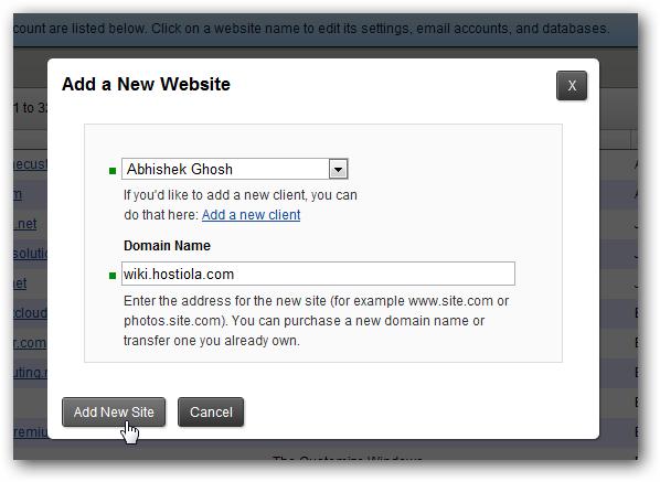 Installing MediaWiki on Rackspace Cloud Sites