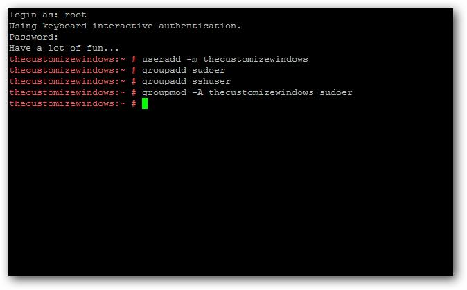 Installing WordPress on openSUSE Rackspace Cloud Server