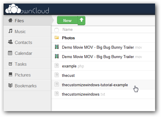 OwnCloud Tutorial Guide