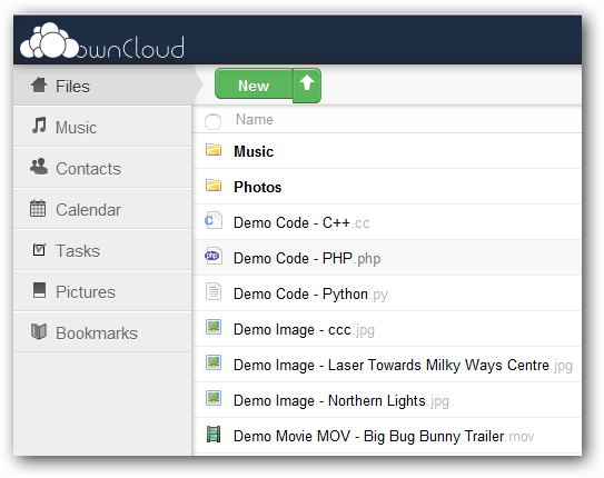 OwnCloud Tutorial for Rackspace Cloud Sites