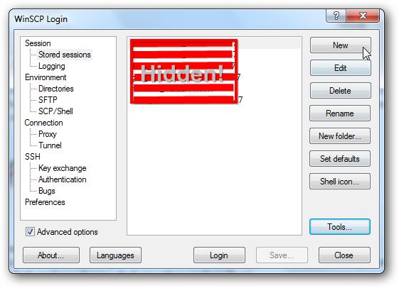 Filezilla versus WinSCP as SFTP Software