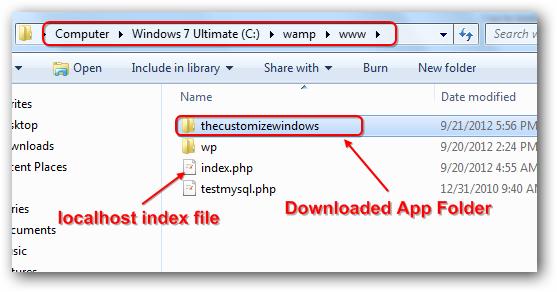 PHP MySQL Based App on AppFog Cloud