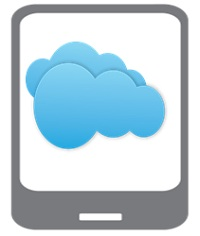 Cloud Computing Brought the Success of Tablet Model of Computing