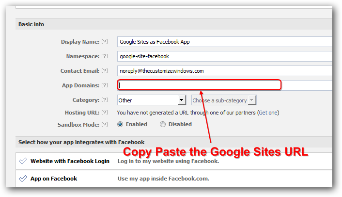 how to create a website for free on google sites