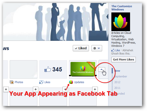 Creating Custom Facebook Tab