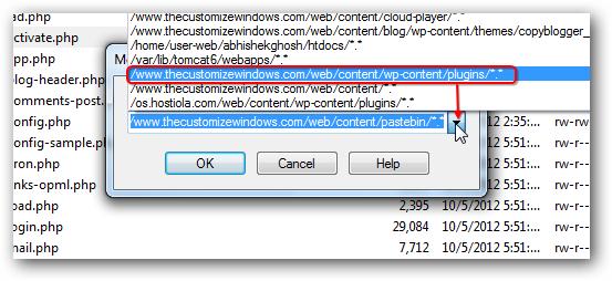 Moving Files in Rackspace Cloud Sites