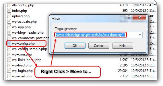 Moving Files Across Websites in Rackspace Cloud Sites