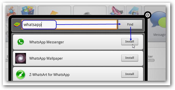 Run WhatsApp on Windows PC