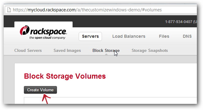 Cloud Block Storage Guide