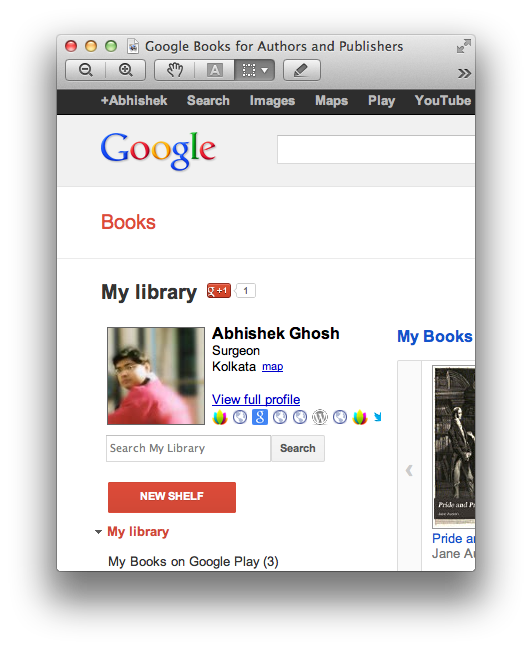 Google Books for Authors and Publishers