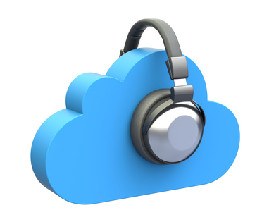 Cloud and Dedicated Music Service