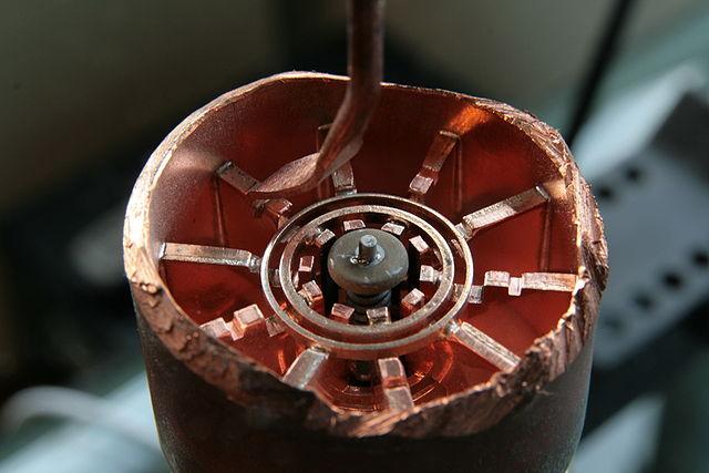 Микроволновая печь магнетрон 3