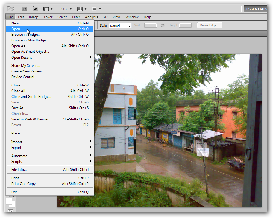 Post Processing in Adobe Photoshop for Digital Photography