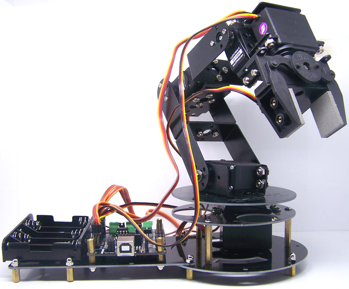 Arduino robot basic guide to create your first robot Motor for robotic arm