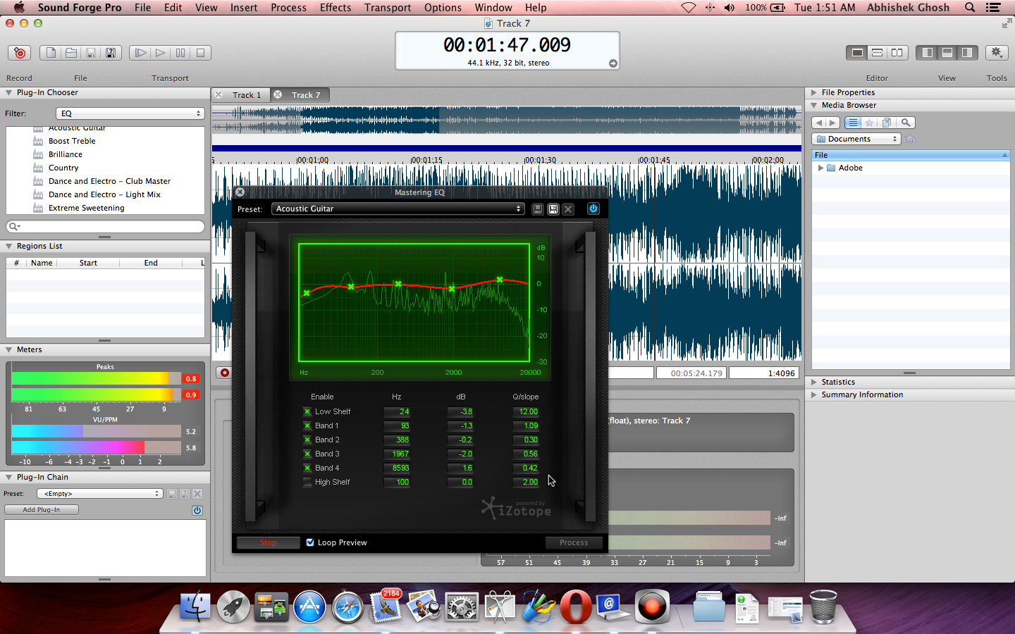 SOUND FORGE Pro Mac 3 Overview