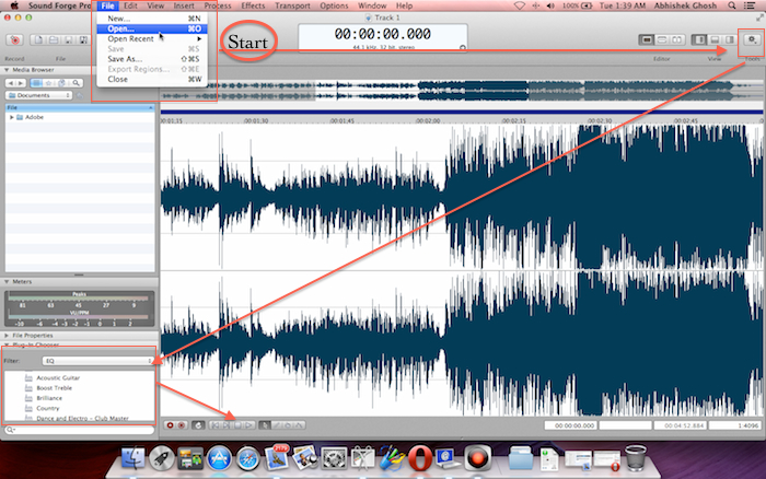 free download sound forge 7.0 full version