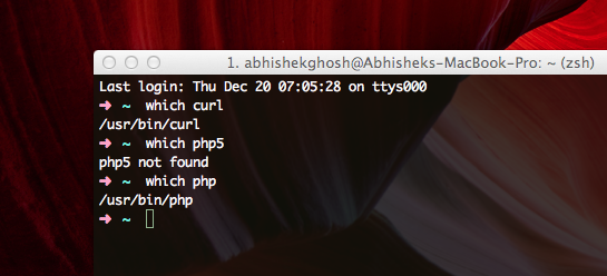 Using Facebook From Command Line Interface