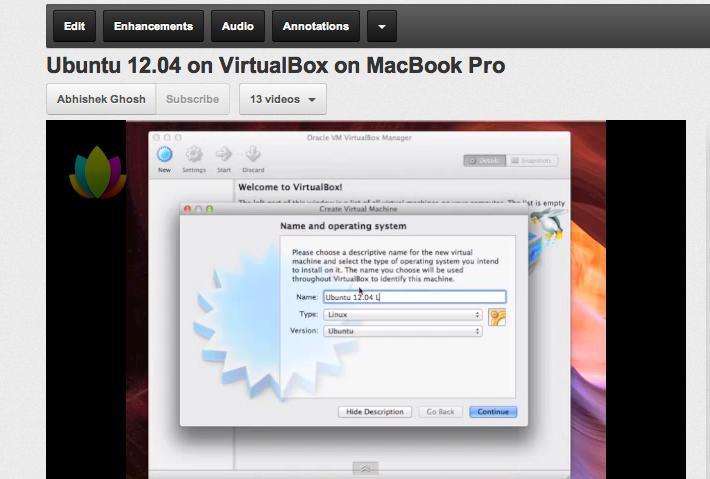 Virtualization Video Guide