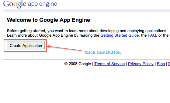 Create App Engine App and Get Google Apps and Custom Domain Email Free