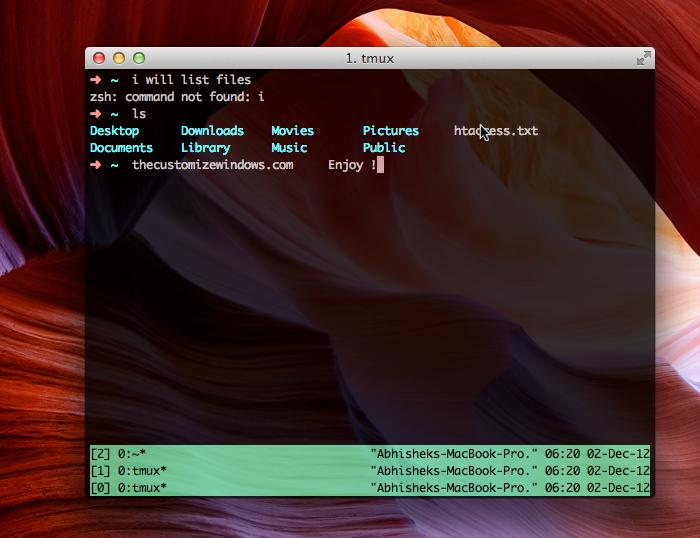 Fixing UNIX Commands After OSX 10.8 Updates