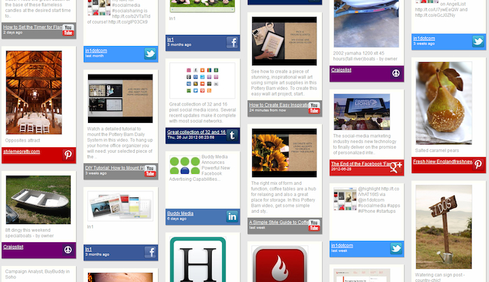 Create Own Social Media RSS Feed Stream on Cloud API