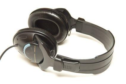 Fiber Optic Headphones