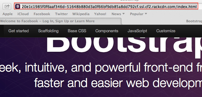 Hosting A HTML Website on Rackspace Cloud Files Video