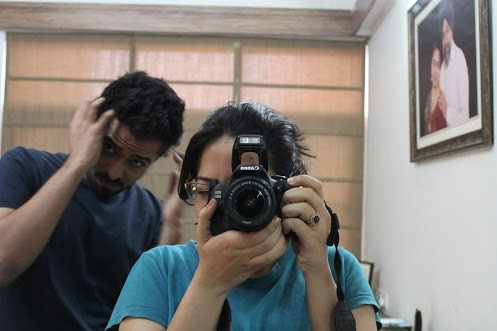 How to Hold a Digital Camera