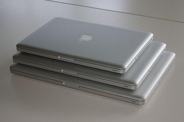 MacBook Pro and MacBook Family