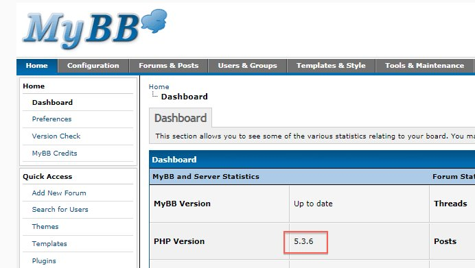 MyBB Forum on Free Heroku Cloud