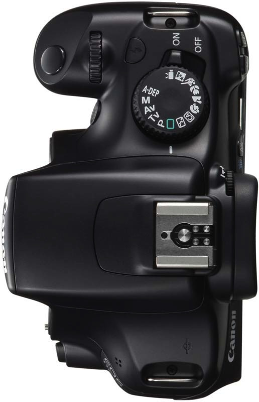 Canon EOS 1100D as First DSLR