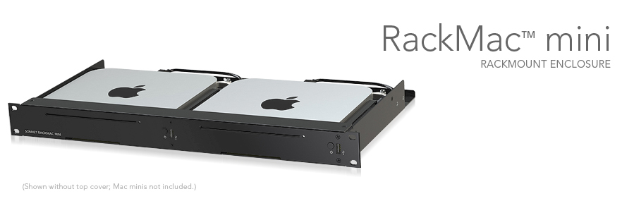 Mac Mini Colocation and Private Cloud