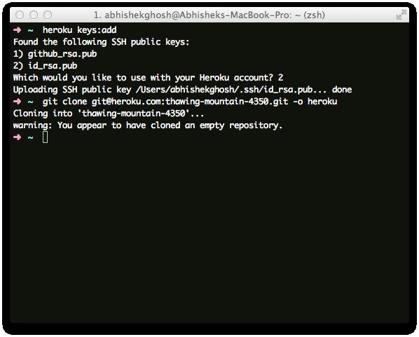 Managing Multiple SSH Keys Through Command Line