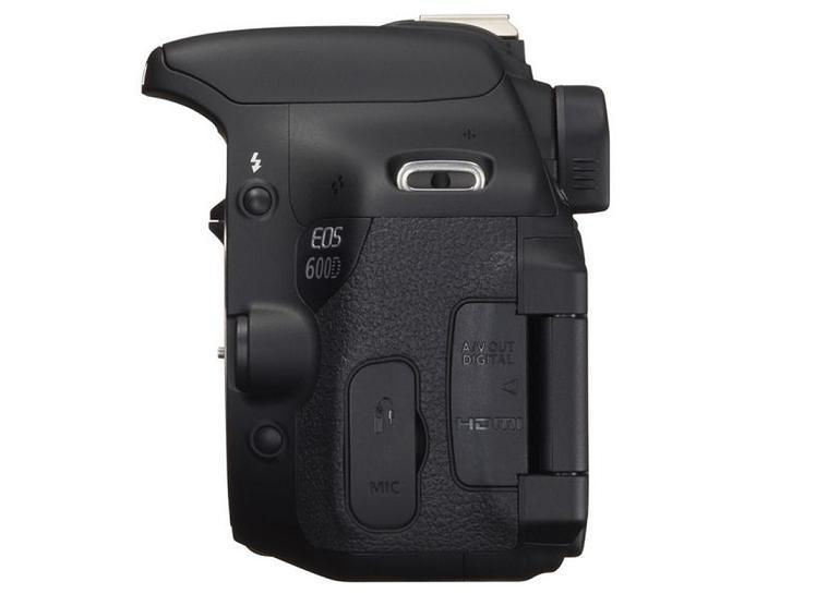 Canon 600D DSLR Review