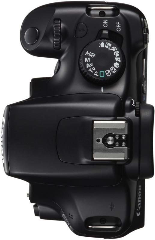 Canon EOS 1100D as First DSLR