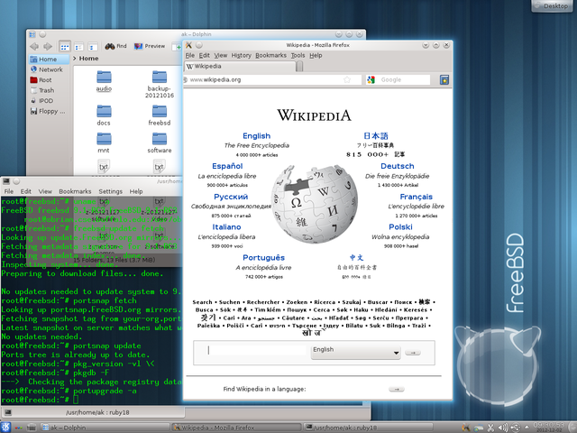 FreeBSD 10 and Own Hypervisor bhyve