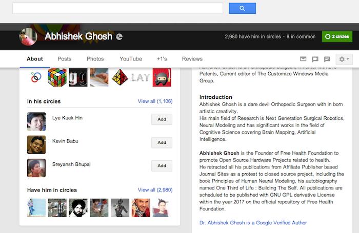 Google Plus Cover For New Google Plus Design