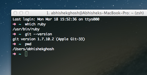 Installing Command Line Tool for Red Hat OpenShift PaaS