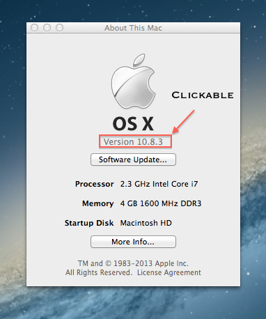 OS X Tips and Tricks