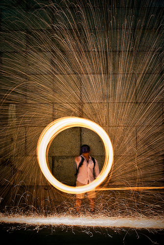 Light Painting Images