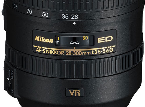 DSLR Lens Anatomy and Lens Settings