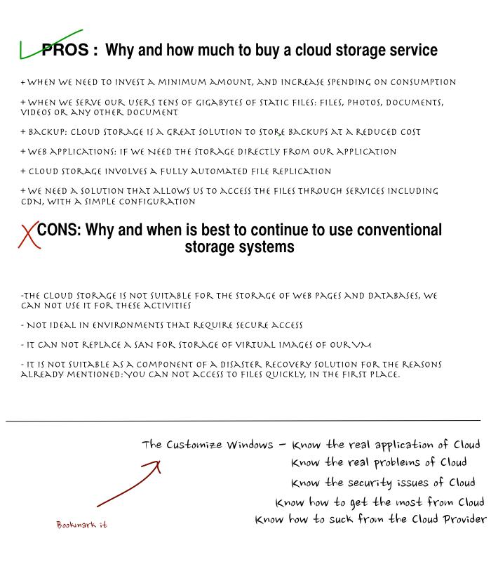 Do I Need a Cloud Storage Service
