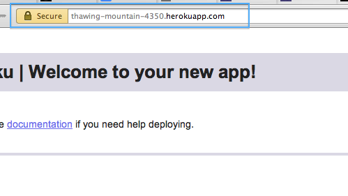 Redirecting HTTP to HTTPS on Heroku Cloud PaaS