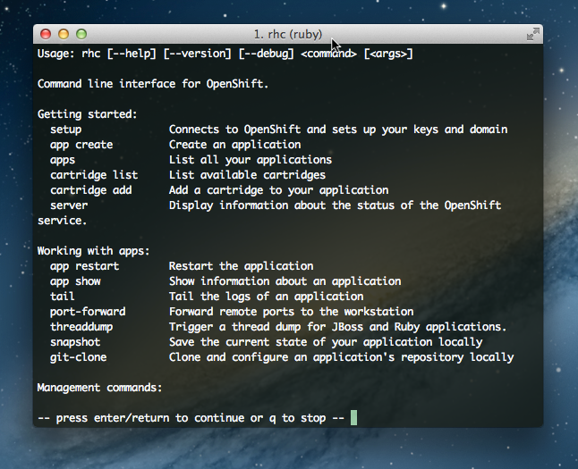 Installing OwnCloud on OpenShift PaaS