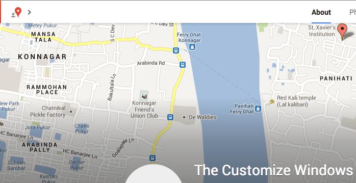 Embedding Wide Screen Google Maps in HTML5 Responsive Design